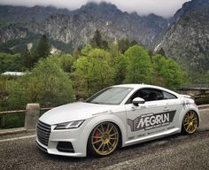 Repost via Instagram: More goodness from our friends at @xs_mag and the @targatrophy07 European Edition!  #xsmag #flgntlt #targatrophy #targatrophyeurope #audizine #audi #tt #tts by audizine