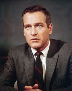 Unabashedly Prep - Icons of Style: Paul Newman