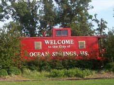 Ocean Springs lived on the Gulf Coast for 10 years, passed this way frequently.