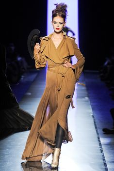 Jean Paul Gaultier Fall 2011 Couture Collection Photos - Vogue