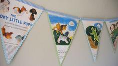 Poky Little Puppy banner