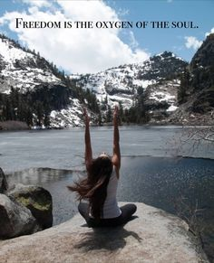 Freedom, Ease, Joy, Abundance, Well-being....