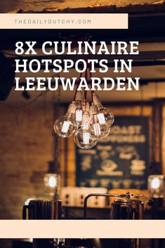 Culinaire hotspots in Leeuwarden Netherlands, Europe, Good Things, City, Travel, Food, Viajes, The Nederlands, The Netherlands