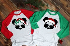 Excited to share this item from my shop: Mickey Christmas Sunglasses Shirt, Minnie Christmas Sunglasses Shirt, Disney Christmas Raglan, Disney Family Trip Christmas Shirt Disney Christmas Shirts, Mickey Christmas, Xmas Shirts, Disney Shirts For Family, Disney Family, Family Shirts, Christmas Shopping, Christmas Sweaters, Christmas Clothing