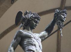 renaissance famous sculptures perseus - Google Search