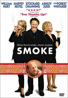 Smoke (1995) - Directed by Wayne Wang and Paul Auster