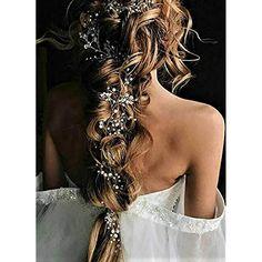 Gracewedding forcine per capelli ad effetto rampicante per acconciature da  sposa alla moda accessori per capelli 672818a2183b