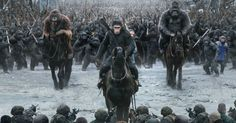 War for the Planet of the Apes Movie – Father's Day