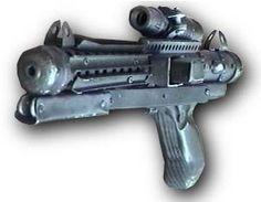 Blaster Rifle Introduction