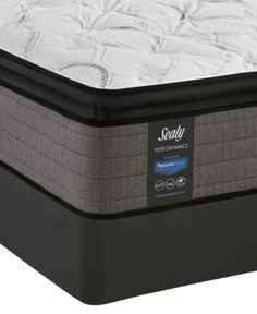 Sealy Posturepedic Shore Drive LTD 14 - - A layer of SealyCool Gel Foam in Posturepedic Plus Shore Drive Cushion Firm Euro Pillow Top Mattress Sets from Sealy provides a cool, comfortable surface allowing you to enjoy a deeper, more restorative sleep. Sofa Bed Mattress, Sofa Bed Size, Mattress Sets, Pillow Top Mattress, Scatter Cushions, Toss Pillows, California King, Cushion Filling, Adjustable Beds