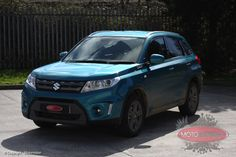 Suzuki Vitara - Gtechniq Treatment - Brand New - Motomotion Car Detailing