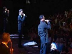 A video of Passera from Il Divo - One of my very favorite groups. Discovered (assembled by) Simon Cowell (!) about 5-6 years ago. They are all classically trained opera singers who sing modern and classic songs worldwide on tour. Very, very talented men from ages about 30 to 42 (Carlos the sole baritone). Bravo.