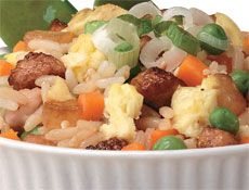 Chicken Fried Rice-Aroma Rice Cooker