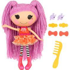 Boneca Lalaloopsy Loopy Hair Peanut Big Top