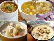 Toto je zlato našich babiček: 5 TOP polévek, které Váš trávicí a imunitní systém bude milovat Cheeseburger Chowder, Thai Red Curry, Mashed Potatoes, Food And Drink, Soup, Treats, Ethnic Recipes, Recipes