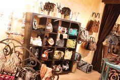 bag display