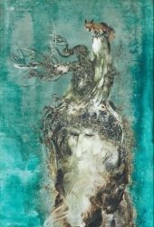 Szász Endre grafikus, festő (1926–2003) British Museum, Painting, Art, Pintura, Art Background, Painting Art, Kunst, Paintings, Performing Arts