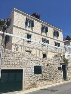 Villa allure of Dubrovnik, Frana supila Dubrovnik, Split Croatia, Alps, Europe, Mansions, House Styles, Travel, Viajes, Manor Houses