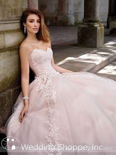David Tutera for Mon Cheri Bridal Gown Topaz / 117267