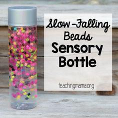 Slow-Falling Beads