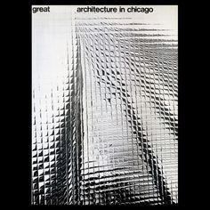 "Gefällt 432 Mal, 2 Kommentare - OBS (@obs.obs) auf Instagram: ""Work by Tomoko Miho, Great Architecture in Chicago, 1967"""