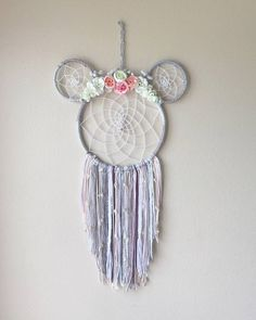 Minnie Dream Catcher