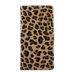 Sexy Leopard Leather Cover Case for Wiko WIM Lite Handmade Phone Accessories Fundas for Girls Women Coque for Wiko WIM Lite Case #Affiliate