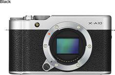 Fujifilm Announces Selfie-Friendly X-A10 Entry-Level Mirrorless Camera http://www.photoxels.com/pr-fujifilm-xa10/
