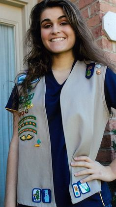 Teen girl scout tops delirium, opinion