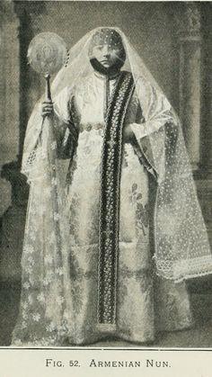 Armenian Nun