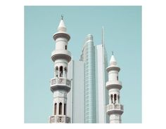 'Dubai I' by Matthias Heiderich from £25 at fifty50art.com