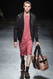 Christopher Raeburn Spring/Summer 2016 - London Collections: MEN | Male Fashion Trends