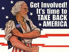 Lets stand together and TAKE BACK AMERICA!