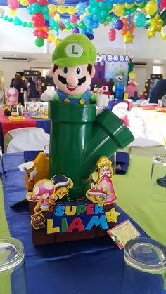 Luigi Table Centerpiece