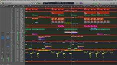Full Logic Pro X Future House/Bounce Template - Don Diablo Style by Sylvain Laurent Slate Digital, Don Diablo, Logic Pro X, Ableton Live, Things That Bounce, Things To Sell, Future House, Infographic, Templates