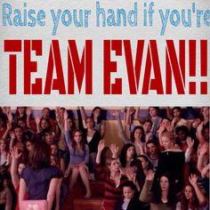 Go Evan and Eviopeia!
