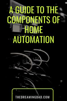 Technology Careers, Smart Home Technology, Time Saving, Money Saving Tips, Diy Home Automation, Smart Home Appliances, Smart House, Home Security Systems, Diy Home Improvement