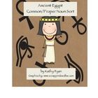 Even first graders love to learn about Ancient Egypt! Integrate ancient history into your grammar and vocabulary lessons with this engaging word so...