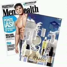 Igen! Az ageLOC me ismét benne van egy magazinban, ráadásul FÉRFI magazin!!