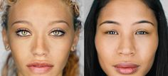 """National Geographic """"Visualizing Race, Identity, and Change"""": What a fantastic project in identity, race, and speaking of your culture in 6 short words. Perfect for the growing generations that are perplexed by what box to check in life."""