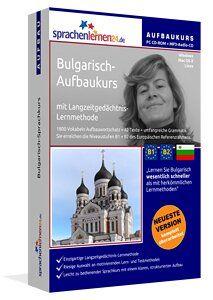 Bulgarisch Lernen Aufbauwortschatz - Sprachelernen24 Bulgarisch Lernen Aufbauwortschatz Sie möchten fließend Bulgarisch sprechen können? Dann ist der Bulgarisch-Aufbaukurs genau das Richtige für Sie!  Sprachelernen24