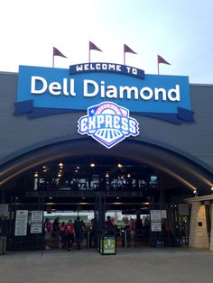 Round Rock Express games are very family-friendly. | http://austinitetips.com