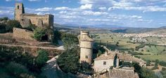 Route of the castles and fortresses in Lleida Deep Sleep Music, Places In Spain, Relaxing Music, Places To Travel, Paris Skyline, Culture, Mansions, House Styles, Portugal
