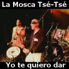 La Mosca Tse-Tse - Yo te quiero dar acordes