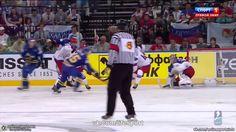 Хоккей Россия   Швеция 3 1  Обзор матча  Чемпионат мира 2014   Hockey Ru...