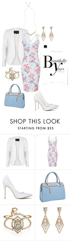 """""""Beautifully Yours"""" by stylez-by-bee ❤ liked on Polyvore featuring River Island, Relaxfeel, Chloe + Isabel and Sonam Life"""