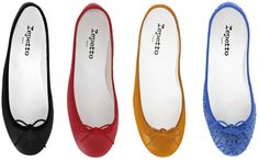 Repetto opens in Singapore    French ballet shoe brand Repetto launches an official retail space in Singapore.