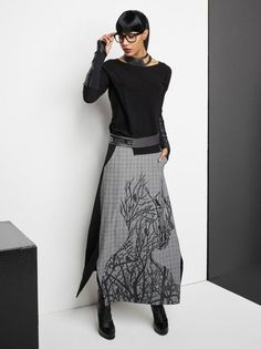 Oblique Creations, Ready-To-Wear, Москва Mode Outfits, Fashion Outfits, Womens Fashion, Fashion Tips, Fashion Trends, Fashion Hacks, Fashion Week, Look Fashion, Fashion Design