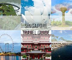 Personalize and optimize your Singapore trip to your pace, duration and interests.
