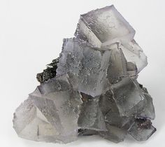 Fluorite - Elmwood Mine, Carthage, Tennessee, USA.
